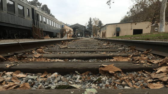 A Day At The Travel Town Museum – Los Angeles, CA