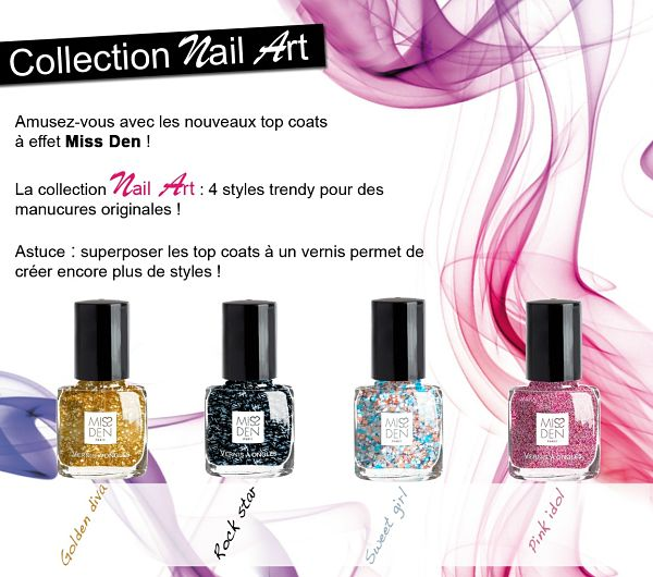 Collection Nail Art