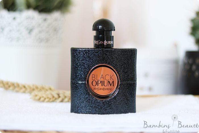 Black Opium Dyves Saint Laurent Mon Coup De Cœur Olfactif
