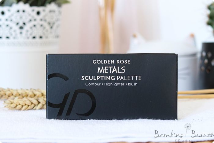 Metals Sculpting Palette