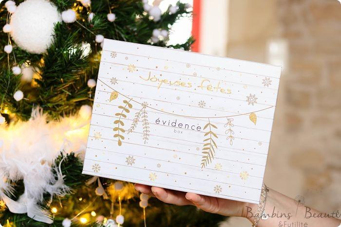 box beauté bio de Noël