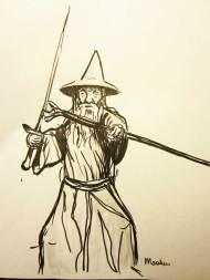 Afbeelding van Gandalf - Lord of the Rings