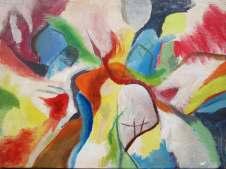 Compositie - acryl
