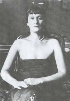 Anna Achmatova (pseudonimo di Anna Andreevna Gorenko)