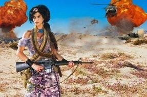 Dina Goldstein- Jasmine