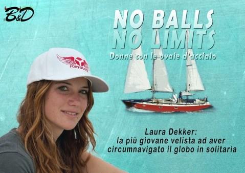 Laura Dekker: la più giovane velista ad aver circumnavigato il globo in solitaria.