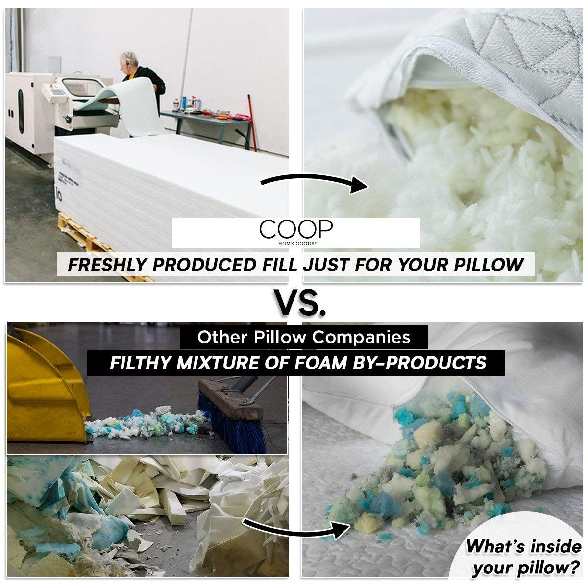 coop home goods premium adjustable
