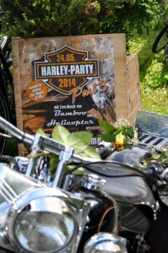 Harley Motoradtreffen 24.05.2014