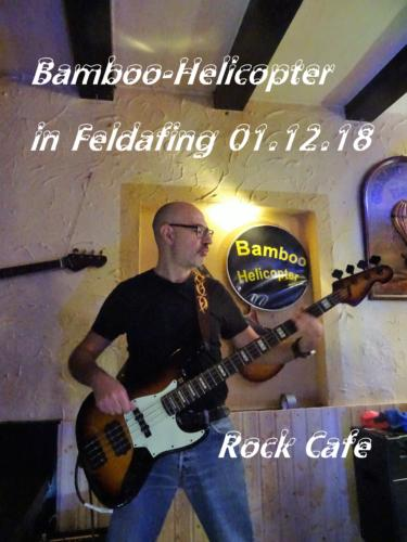 Rock Cafe Feldafing 01.12.18