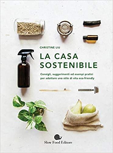 la casa sostenibile libro copertina