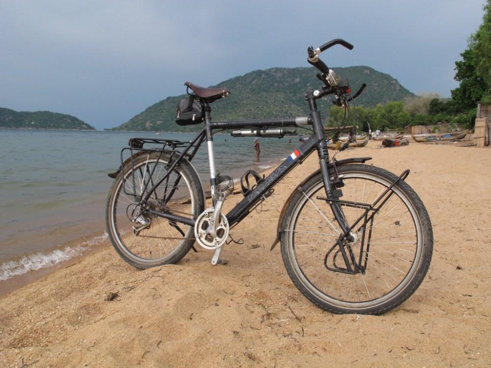 Malawian water - beauty, bore holes, and bilharzia. (1/6)