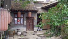 2011 Xian 105 - Xi'an: Der Wohnhof der Familie Gao