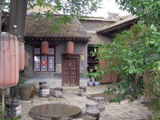Xi'an Wohnhof der Familie Gao