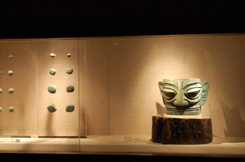 Masken und Augen