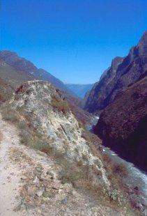Lijiang TLG Landschaft