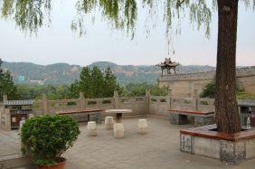 Wohnhof der Familie Wang