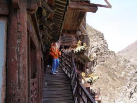 Hängendes Kloster