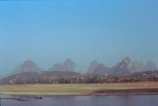 Yangshuo Panorama