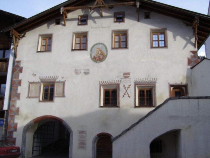 DAs Archäologische Museum in Fliess, Tirol