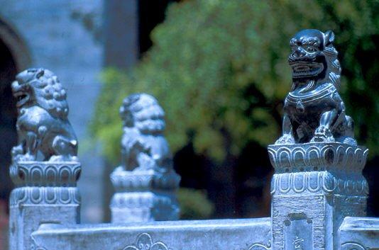 Daoistischer Tempel