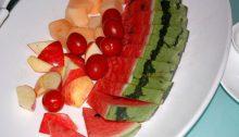 Obstteller mit Tomaten - Die Tomate