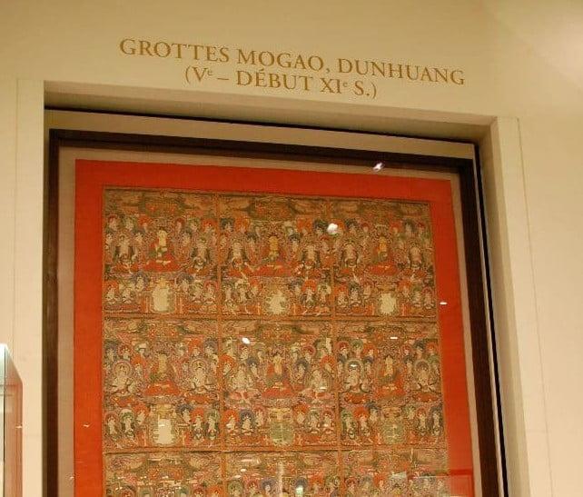 Mogao Fresko, Dunhuang