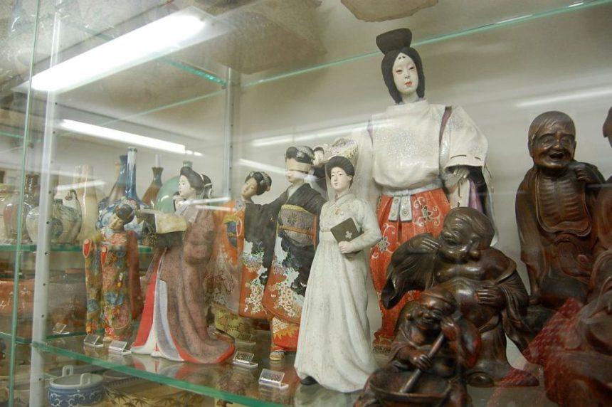 Überseemuseum Japan