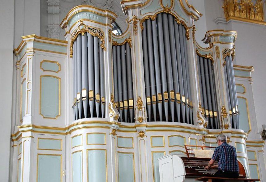 Orgelführung im Michel