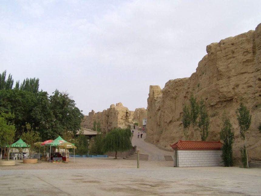 Jiaohe - Südtor
