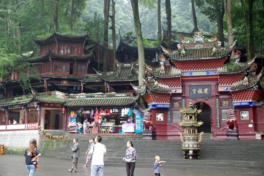 Jianfu Palast