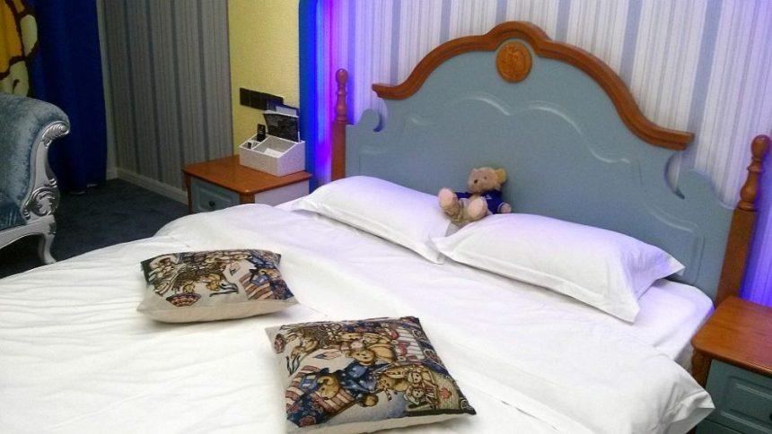 Teddy Bear Hotel - Zimmer
