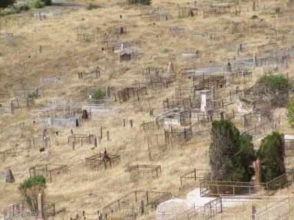 Friedhof am Suleiman Berg