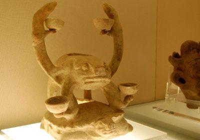 Sichuan Museum Krabbe - Chengdu: Das Sichuan Museum
