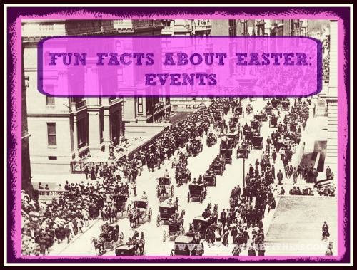 Fun Facts About Easter - Events