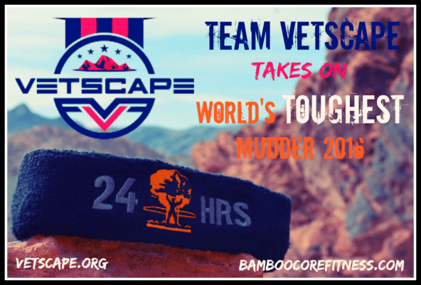 Team Vetscape Takes On World's Toughest Mudder