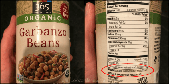 365 Everyday Value Garbanzo Beans