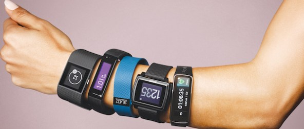 Activity trackers for fall fitness