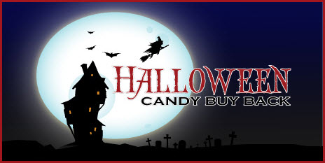 Wean your kids off Halloween candy this year by participating in The Halloween Candy Buy Back Program. This article tells you everything you need to know!