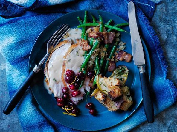 Mindful eating tips for the holidays