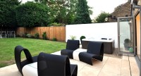 Hot Tub Garden Design London | Bamboo Landscaping