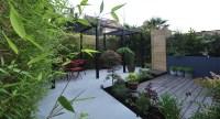 Contemporary Japanese Garden Design Clapham, London ...