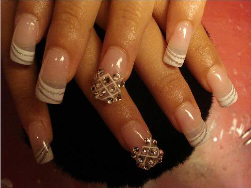 Nouveau projet : modelage d'ongles pour pose artistique ! (5/6)
