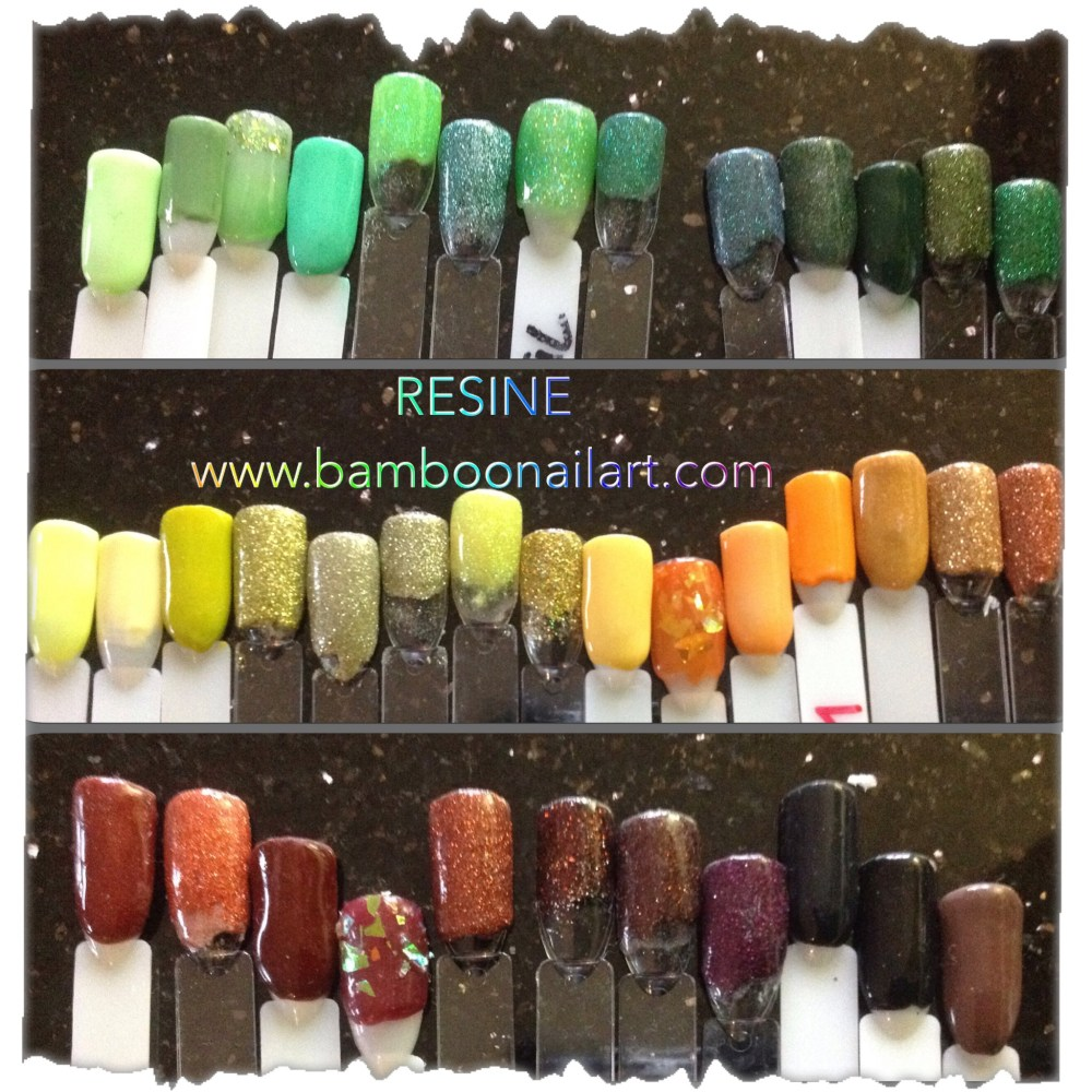 Galerie Couleurs Modelage d'ongles (2/6)