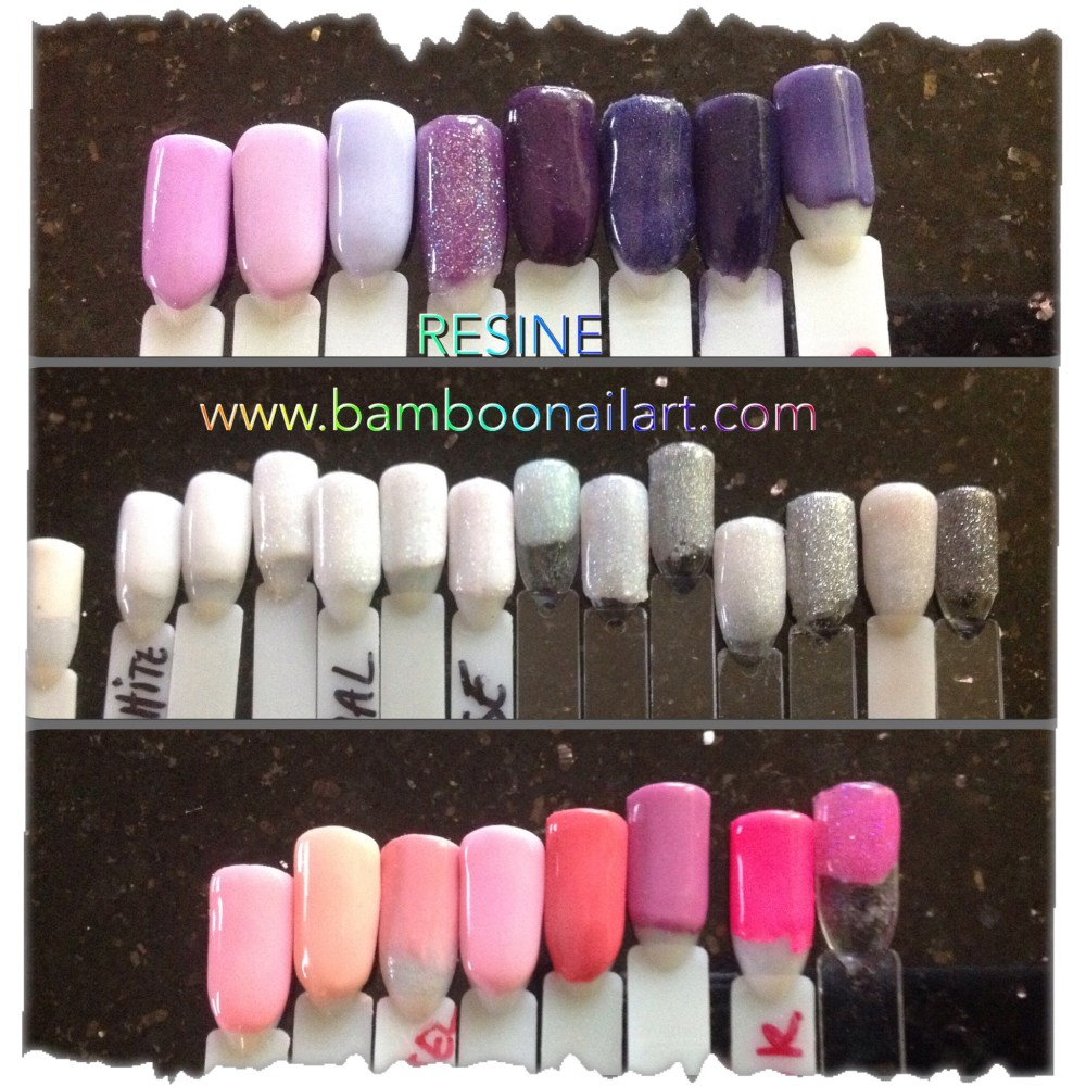 Galerie Couleurs Modelage d'ongles (1/6)
