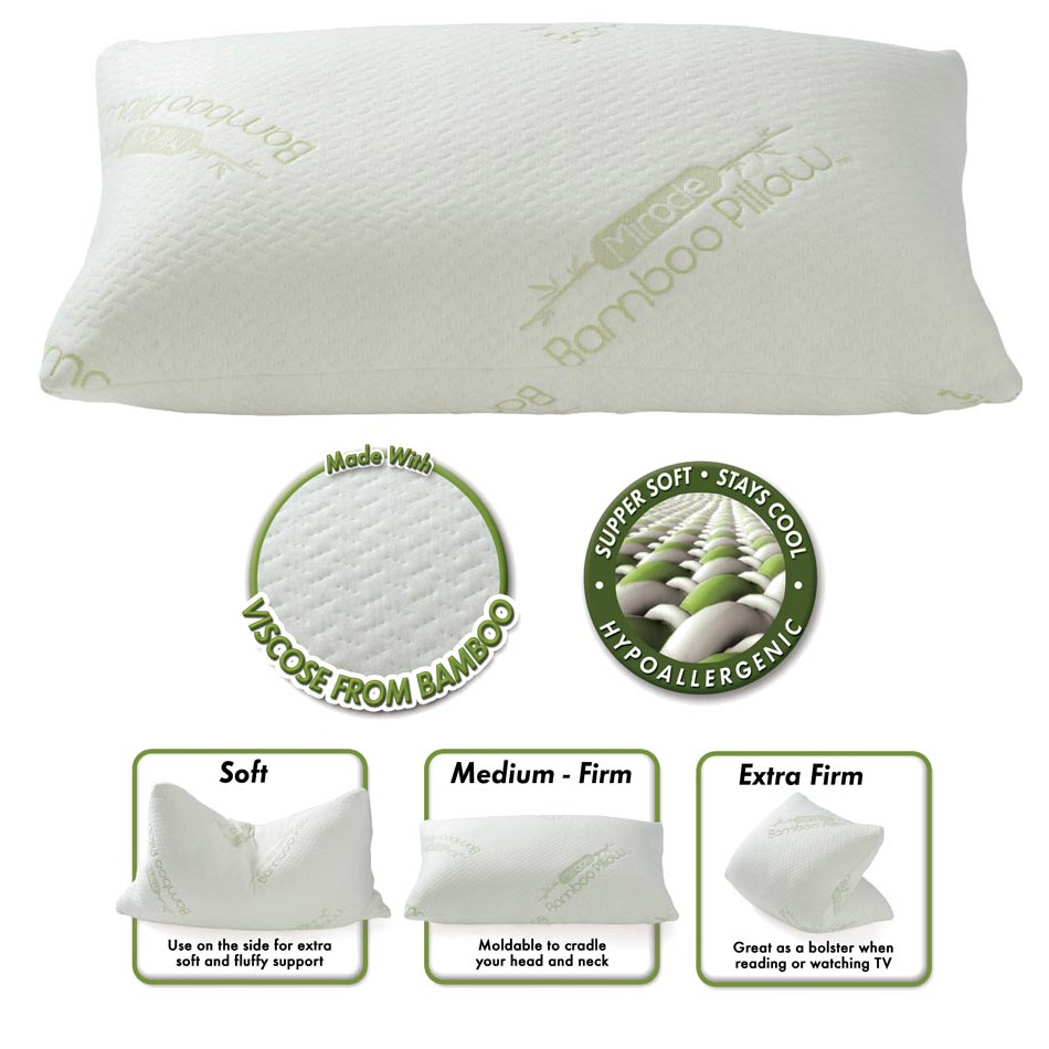 Miracle Bamboo Pillow Review