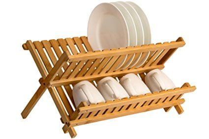 Top 10 Best Bamboo Dish Rack For Your Kitchen