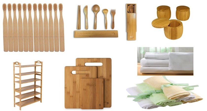 Discover 1000 Plus Bamboo Products Now !