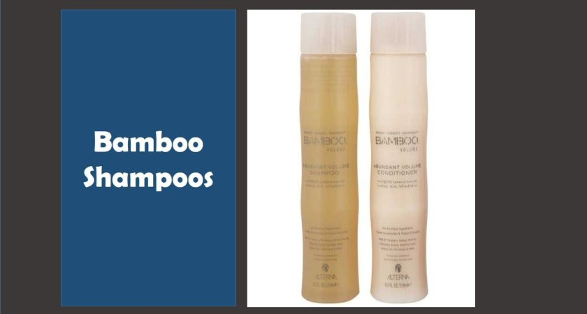 Top 5 Best Bamboo Shampoos For Your Hair