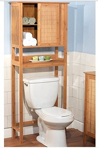 The best bamboo bathroom cabinets to enhance your bathroom