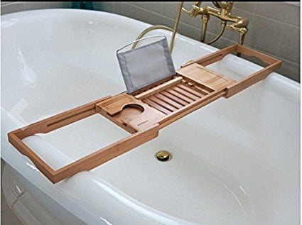 Top 05 Best Bamboo Bathroom Caddy For You